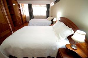 Posada del Colibri, Apartmanok  Cuzco - big - 1