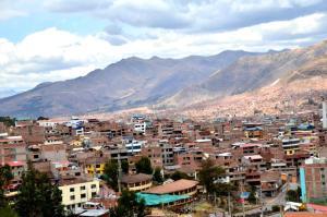 Posada del Colibri, Apartmanok  Cuzco - big - 16