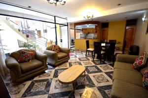 Posada del Colibri, Appartamenti  Cuzco - big - 15