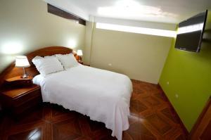 Posada del Colibri, Apartmanok  Cuzco - big - 11