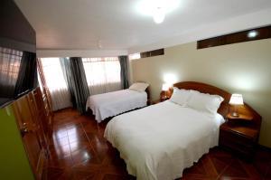 Posada del Colibri, Apartmanok  Cuzco - big - 6
