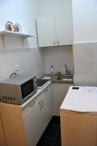Apartment in the city center, Апартаменты  Белград - big - 7