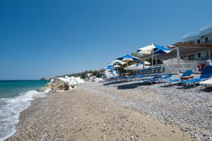Spacious Two Bedroom Beach House, Case vacanze  Melission - big - 32