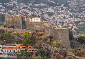 Maravilhas I by Travel to Madeira, Apartments  Funchal - big - 23