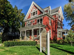 Franklin Victorian Bed and Breakfast - Sparta - Accommodation