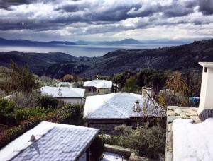 Akrolithos Villa, Villák  Miliész - big - 14