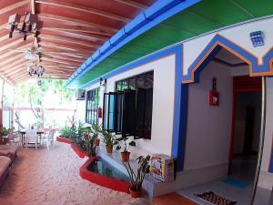 Blue Water Thoddoo Inn, Pensionen  Thoddoo - big - 23