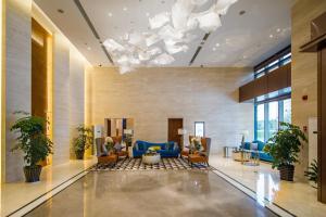 Suzhou Center Apartment, Apartmány  Suzhou - big - 9