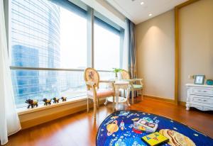 Suzhou Center Apartment, Apartmány  Suzhou - big - 11