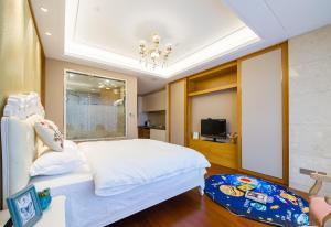Suzhou Center Apartment, Apartmány  Suzhou - big - 7