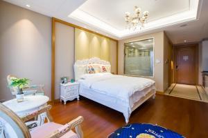 Suzhou Center Apartment, Apartmány  Suzhou - big - 6