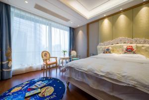 Suzhou Center Apartment, Apartmány  Suzhou - big - 4