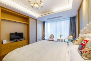 Suzhou Center Apartment, Apartmány  Suzhou - big - 3