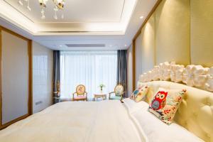 Suzhou Center Apartment, Apartmány  Suzhou - big - 2
