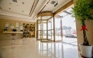Green Tree Inn (Deli Plaza), Hotely  Nantong - big - 18