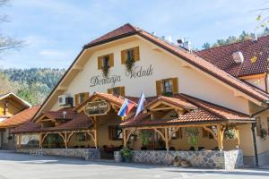 Hotel and Apartments Vodnik
