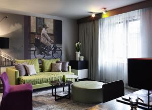 Apartament typu Junior Suite (2 osoby dorosłe)