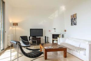 Superbe appartement villa Nice / Villefranche, Apartments  Nice - big - 38