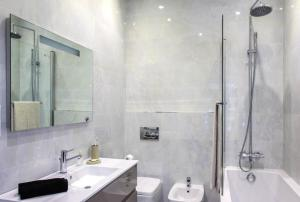 Superbe appartement villa Nice / Villefranche, Апартаменты  Ницца - big - 37