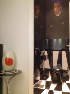 Superbe appartement villa Nice / Villefranche, Апартаменты  Ницца - big - 36