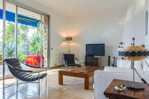 Superbe appartement villa Nice / Villefranche, Апартаменты  Ницца - big - 33