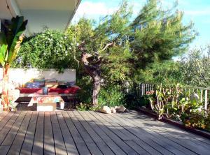 Superbe appartement villa Nice / Villefranche, Апартаменты  Ницца - big - 29