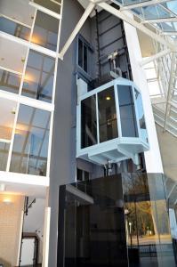 Appartementen Bad Boekelo, Apartments  Enschede - big - 12