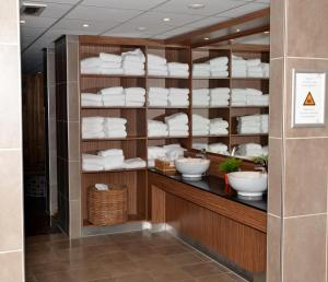 Appartementen Bad Boekelo, Apartments  Enschede - big - 29