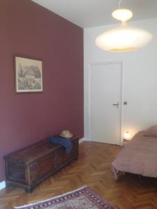 Superbe appartement villa Nice / Villefranche, Апартаменты  Ницца - big - 19