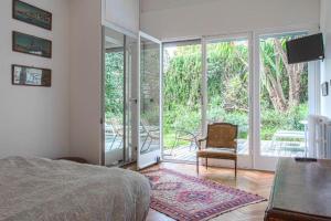 Superbe appartement villa Nice / Villefranche, Apartments  Nice - big - 18