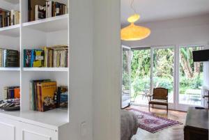 Superbe appartement villa Nice / Villefranche, Апартаменты  Ницца - big - 17