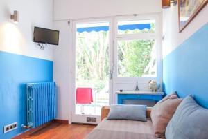 Superbe appartement villa Nice / Villefranche, Apartments  Nice - big - 14