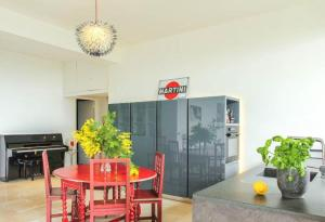 Superbe appartement villa Nice / Villefranche, Apartments  Nice - big - 12