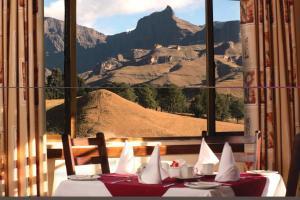Fairways Gold Crown Resort, Resorts  Drakensberg Garden - big - 34