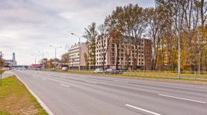 NewPiter, Apartmanhotelek  Szentpétervár - big - 2