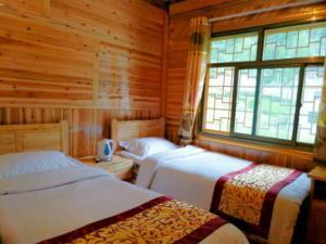 Zhagana Najia Stone Gate Yuanshengtai Hotel, Hotel  Tewo - big - 5
