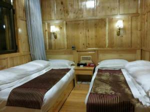 Zhagana Najia Stone Gate Yuanshengtai Hotel, Hotel  Tewo - big - 3