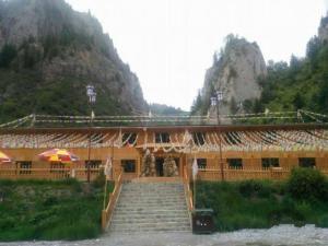 Zhagana Najia Stone Gate Yuanshengtai Hotel, Hotel  Tewo - big - 16