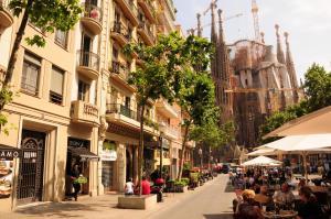 Gaudi Sagrada Familia