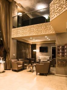 Queen's Hotel, Отели  Скопье - big - 45