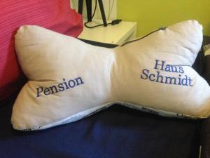 Haus Schmidt, Penzióny  Gerach - big - 24