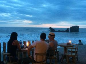 Hotel & Bar La Guitarra, Hotely  El Sunzal - big - 24