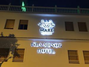 Hotel Isla Menor, Hotely  Dos Hermanas - big - 32