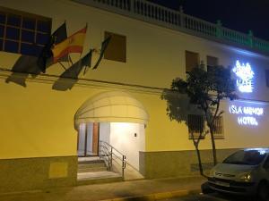 Hotel Isla Menor, Hotely  Dos Hermanas - big - 33
