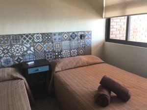 Hotel & Bar La Guitarra, Hotely  El Sunzal - big - 8