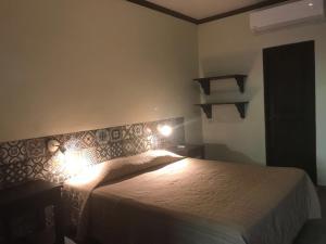 Hotel & Bar La Guitarra, Hotely  El Sunzal - big - 17
