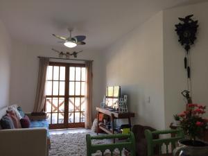 Apto completo em Condominio - De frente para Ilhabela - Sao Sebastiao - SP, Apartmanok  São Sebastião - big - 3