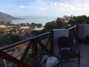 Apto completo em Condominio - De frente para Ilhabela - Sao Sebastiao - SP, Apartmanok  São Sebastião - big - 4