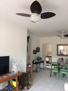 Apto completo em Condominio - De frente para Ilhabela - Sao Sebastiao - SP, Apartmanok  São Sebastião - big - 6
