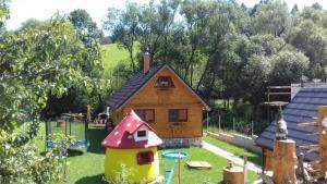 Ferienhaus Chata Emka Vyšný Kubín Slowakei